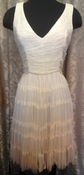 Image of Candela NYC Dip Dye Tulle Dress SZ 6