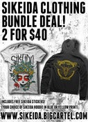 Image of SIKEIDA BUNDLE DEAL (TEE & HOODIE)