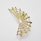 Image of Spider Web Ear Cuff