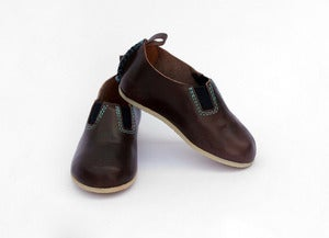 Image of Chocolate Prairie School Shoes
