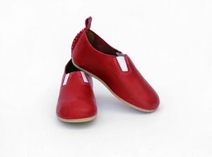 Image of Crimson Prairie School Shoes
