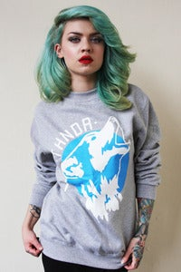 Image of Wolf Sweater