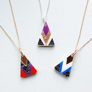 Image of Apex Necklace by Wolf and Moon