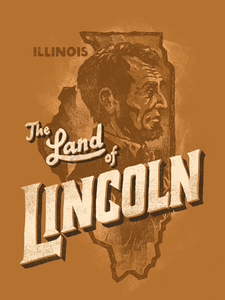 Image of The Land of Lincoln - Poster