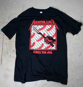 Image of Meatallica - T-shirt