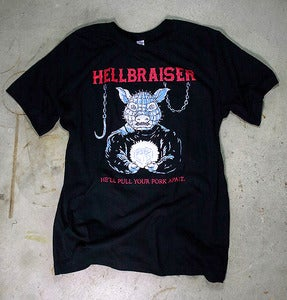 Image of Hellbraiser - T-shirt