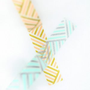 Image of Corner Lines Washi Tape