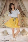 Image of Fine &amp; Mellow Skirt (mustard)