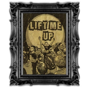 Image of Lift me up - black