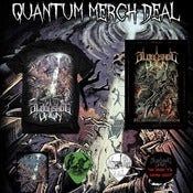 Image of Quantum Merch Deal (No CD) *Pre Order*