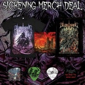 Image of Sickening Merch Deal *Pre Order*