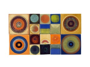 Image of Tile Set 10, £200