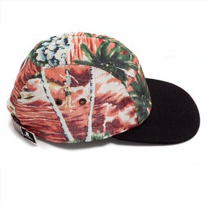 Image of MOUPIA Hawaiian Sunset III 5 panel har