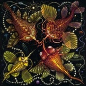 Image of OCEANIC SYMBIONTS ~ Open Edition Giclee Print