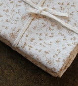 Image of Gold Khadi Pillowcases