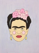 "Image of ""frida kahlo"" painting"