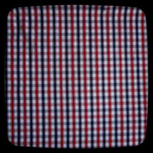Image of 'Sara' shirt - Red, White and Blue check - PRESALE