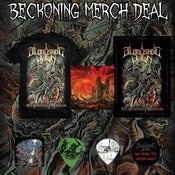 Image of Beckoning Merch Deal *Pre Order*