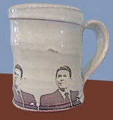 Image of Ronald Reagan Mug by Justin Rothshank