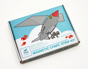 Image of Magnetic Comic Strip Kit- Original Series