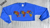 Image of Ankara Cropped Crew