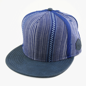 Image of Traditional Snapback [navy]