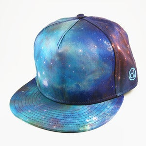 Image of Blue Nebula Fitted
