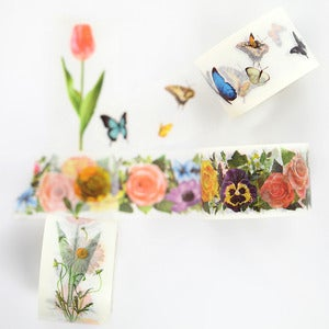 Image of Garden Washi Tape
