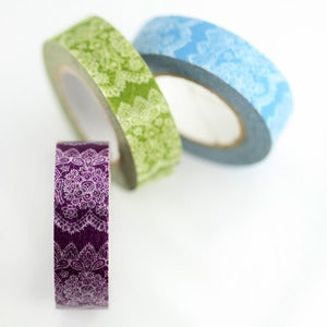 Image of Lace Washi Tape