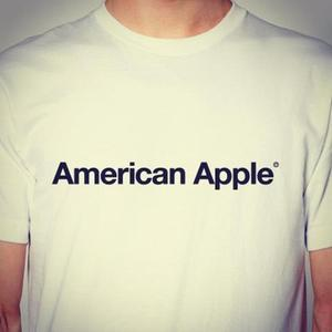 Image of AMERICAN APPLE TEE