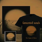 Image of Preorder: LAMENTED SOULS - The Origins Of Misery LP + T-SHIRT + CD