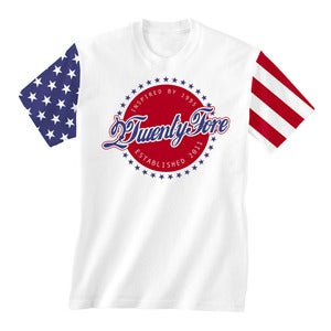 Image of Inspired USA Tee
