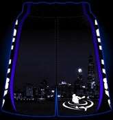 Image of Chi City Sublimated Skyline Short