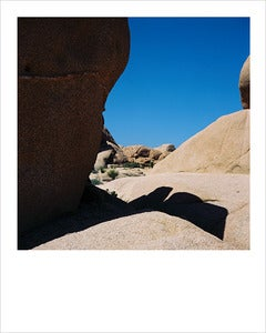 Image of Jumbo Rocks Square - 8x10