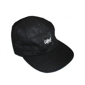 Image of GBC Wool 5-Panel - Black
