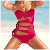 Image of Cross Me Swimsuit