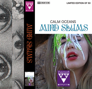 Image of PRE-ORDER: CS 4 (DESIGN A) MIND SLUMS (Eyedress side-project) - CALM OCEANS