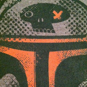 Image of Boba Fett - Tee shirt