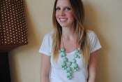 Image of NEW! Bubble Necklace: Mint