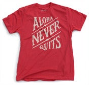 Image of NEVER QUITS Tri-Blend