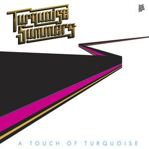 Image of Turquoise Summers - A Touch Of Turquoise - LP (OMEGA SUPREME)