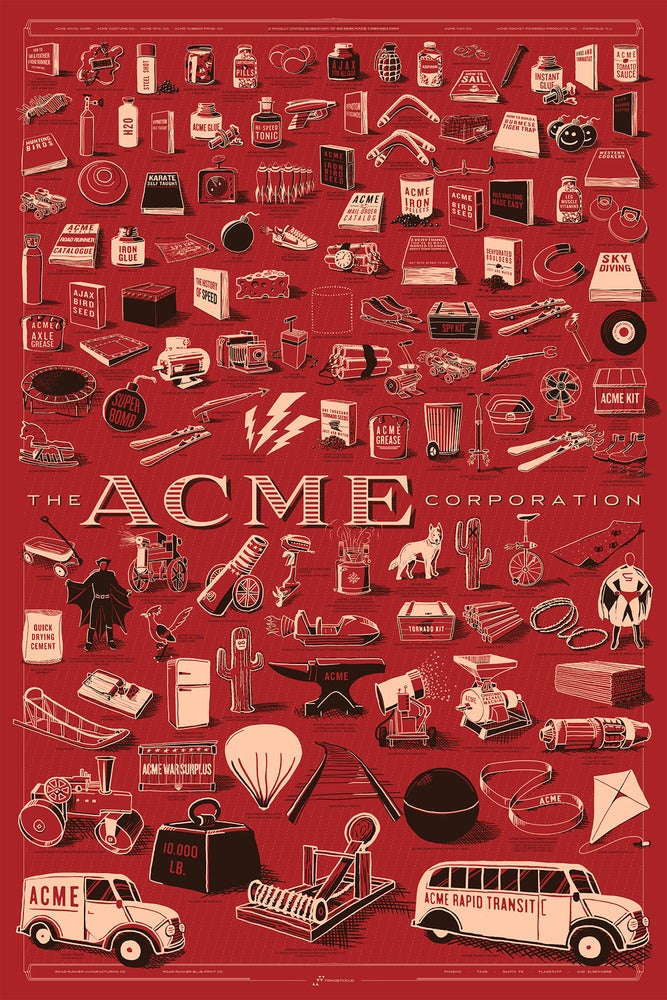 Image of The ACME Corporation Poster