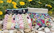 Image of Garden Party Clutch - Physical Pattern