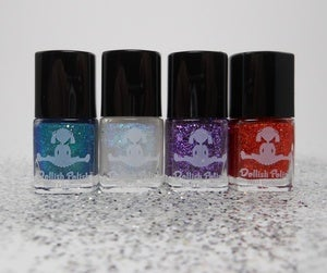 "Image of FULL SIZE ""Mythical Creatures"" - Quattro Polish Set"