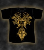 Image of GURT 'Thrash' Shirt - GOLD
