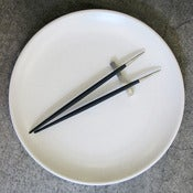 Image of steel-tipped chopstick set