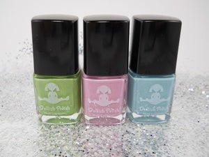 "Image of FULL SIZE ""PowerPuff Girls"" Trio Polish Set"