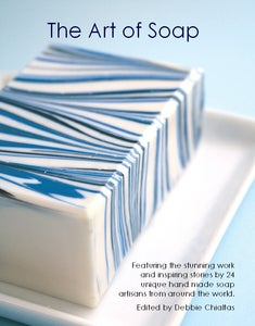 Image of The Art of Soap book