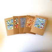 Image of washi cards