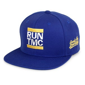 Image of RUN TMC SNAPBACK HAT | royal